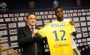 Boukari-conference