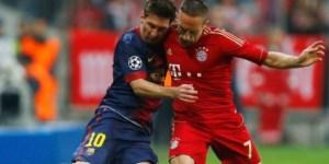 Frank-Ribéry-Lionel-Messi