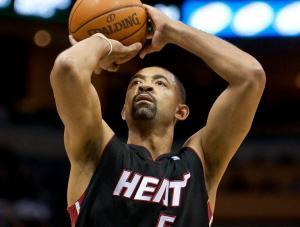 NBA 2012: Heat vs Bucks FEB 13