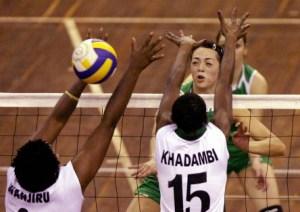 kenya-algerie volley-ball
