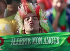 supporters.-algeriens
