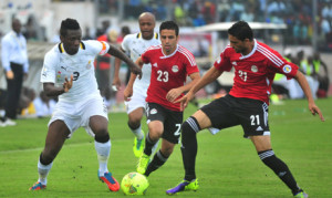 Ghana-Egypte