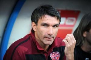 Football : Dijon / Ajaccio - Ligue 2 - 25.04.2011 -