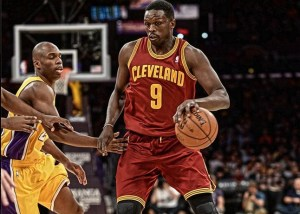 luol deng_lakers-cleveland