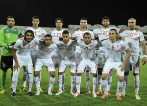 sélection tunisie