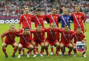 équipe-russe