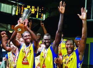 Union Neuchâtel_vainqueur de la Coupe de Suisse 2014