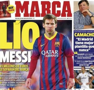 messi journal