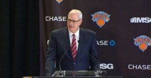 phil jackson_president new york knicks
