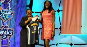 Chiney Ogwumike_1er choix draft wnba 2014