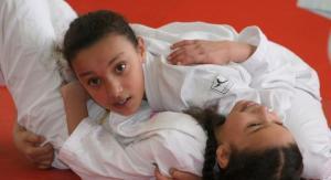 Judo petites filles
