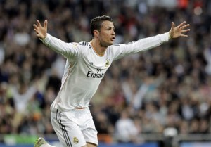 FOOTBALL : Real Madrid vs Levante - Liga - 27e journee - 09/03/2014