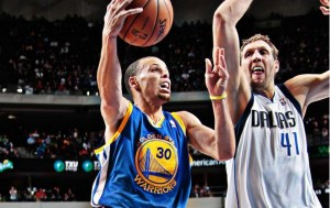 stephen curry_dirk nowitzki