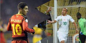 Belgium-Algerie