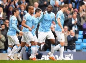 FOOTBALL : Manchester City vs Southampton - Premier League - 05/04/2014
