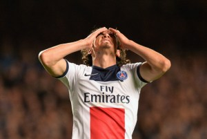FOOTBALL : Chelsea vs Paris SG - Ligue des champions - 08/04/2014