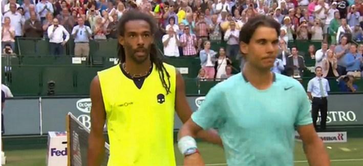 Dustin Brown_Rafeal Nadal