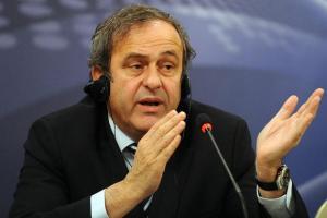 UEFA executive comittee meeting in Prague