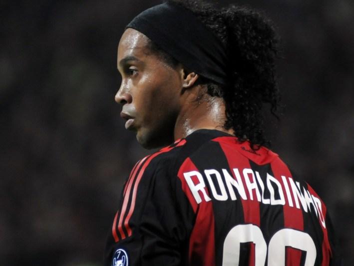 Ronaldinho nvo