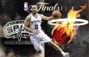 tony parker NBA-Finals