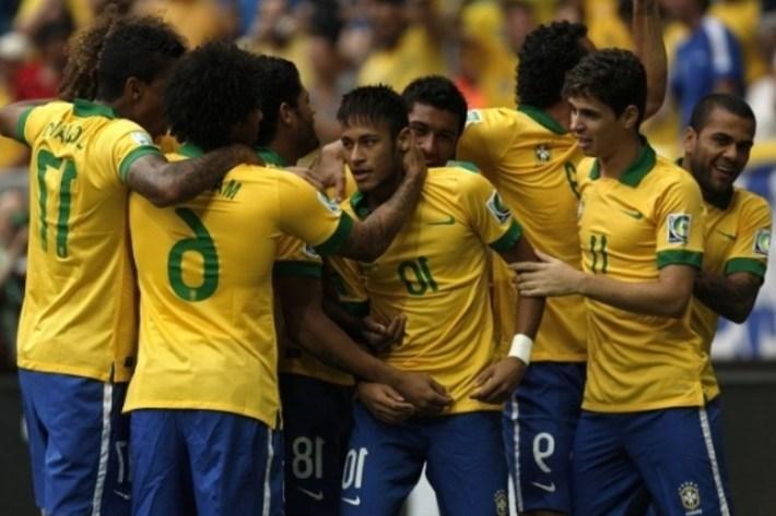 Equipe brésil nvo