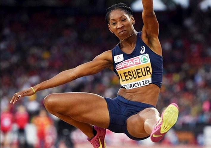 Eloyse Lesueur_championne d'europe 2014