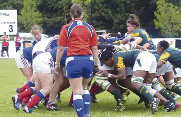 Rugby afr sud