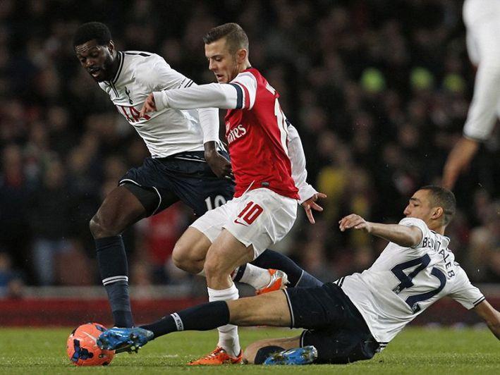 Arsenal - Tottenham - Adebayor attendu pour un derby électrique