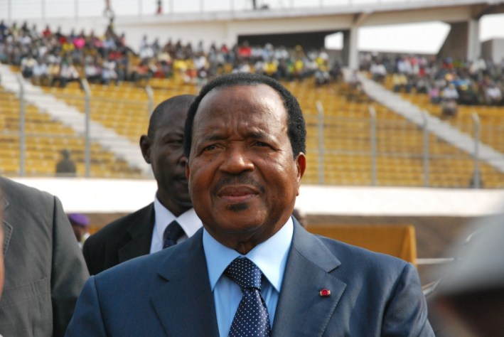 Paul Biya nvo