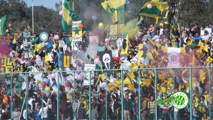 Supporters js kabylie nvo
