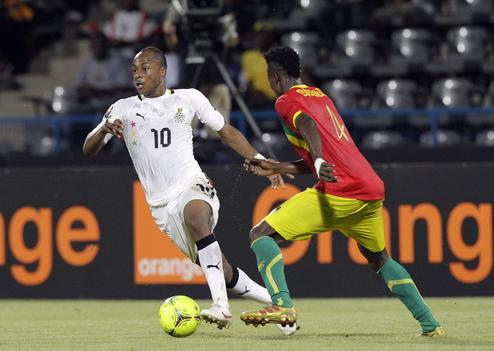 Gabon African Cup Soccer