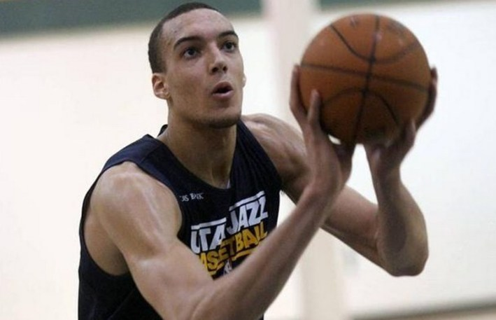 Rudy Gobert_Utah Jazz