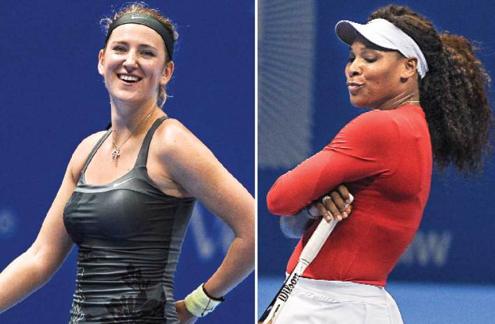 Serena et victoria nvo