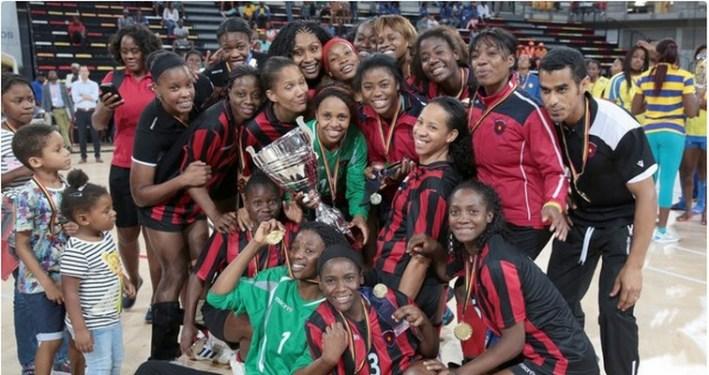 primeiro de agosto vainqueur du 36e championnat d'afrique des clubs champions de handball