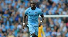 Eliquiam Mangala Man City