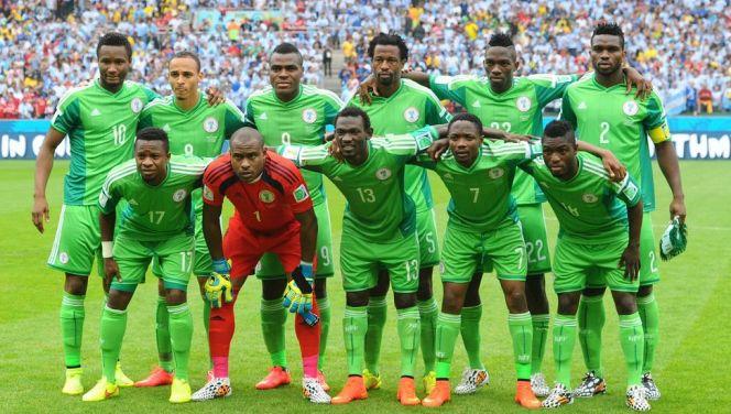 Nigeria CAN 2015