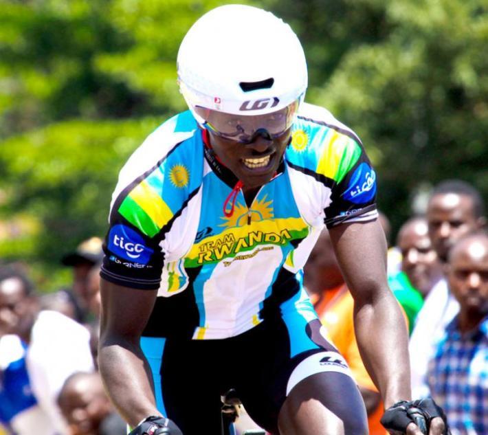 Tour du Rwanda - Joseph Biziyaremye