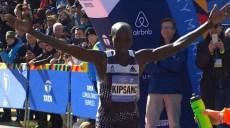 wilson kipson vainqueur du marathon de new york 2015