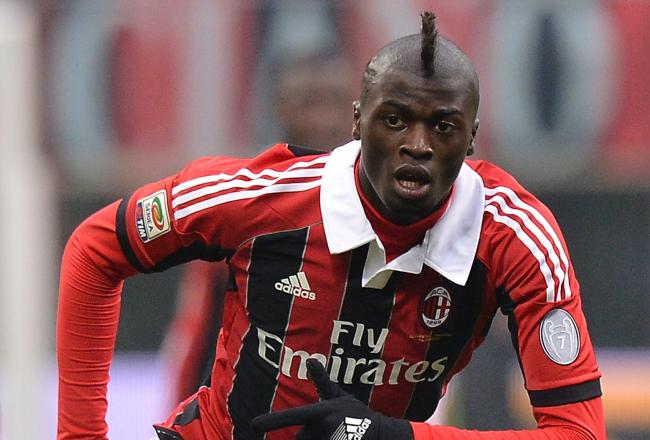 Accord AC Milan-Spartak Moscou pour M'Baye Niang