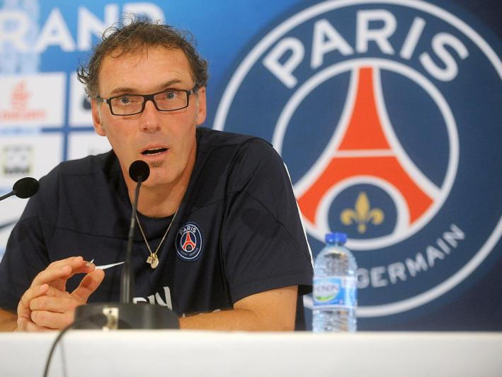 Paris Saint-Germain Press Conference & Training Session