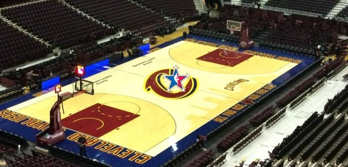cavs candidat all star game 2018