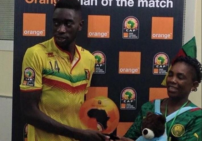 sambou yatabaré_homme du match cameroun-mali