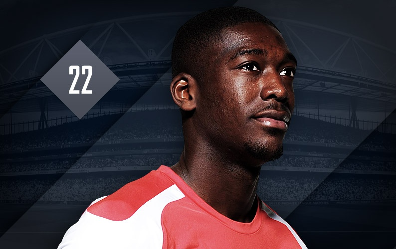 Officiel, Yaya Sanogo quitte le club — Angleterre Arsenal