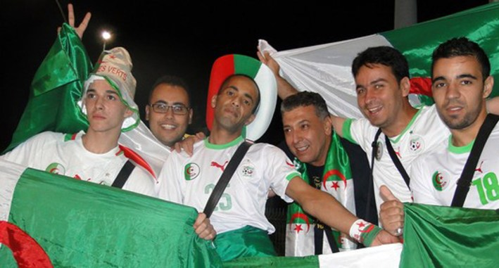 supporters-algérie