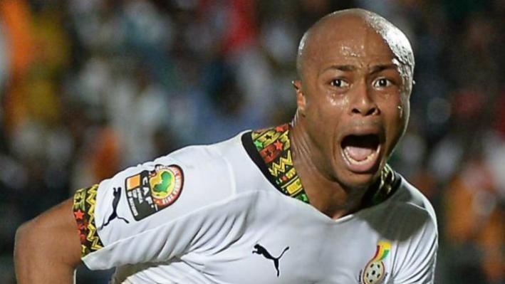 CAN 2015-André Ayew