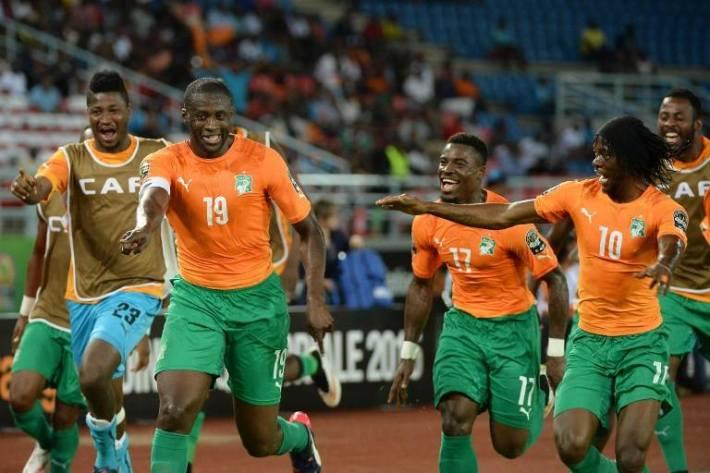 CAN 2015-Cote d'Ivoire