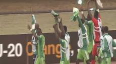 CAN U20-Nigeria
