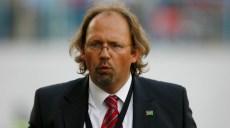 Tom Saintfiet head coach of Namibia©Sabelo Mngoma/Backpagepix