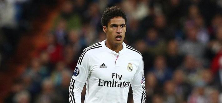 Varane-Real Madrid