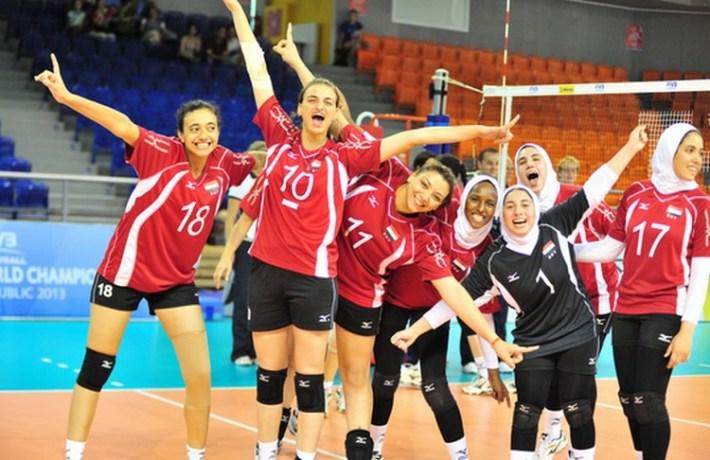 egypte volleyball u20